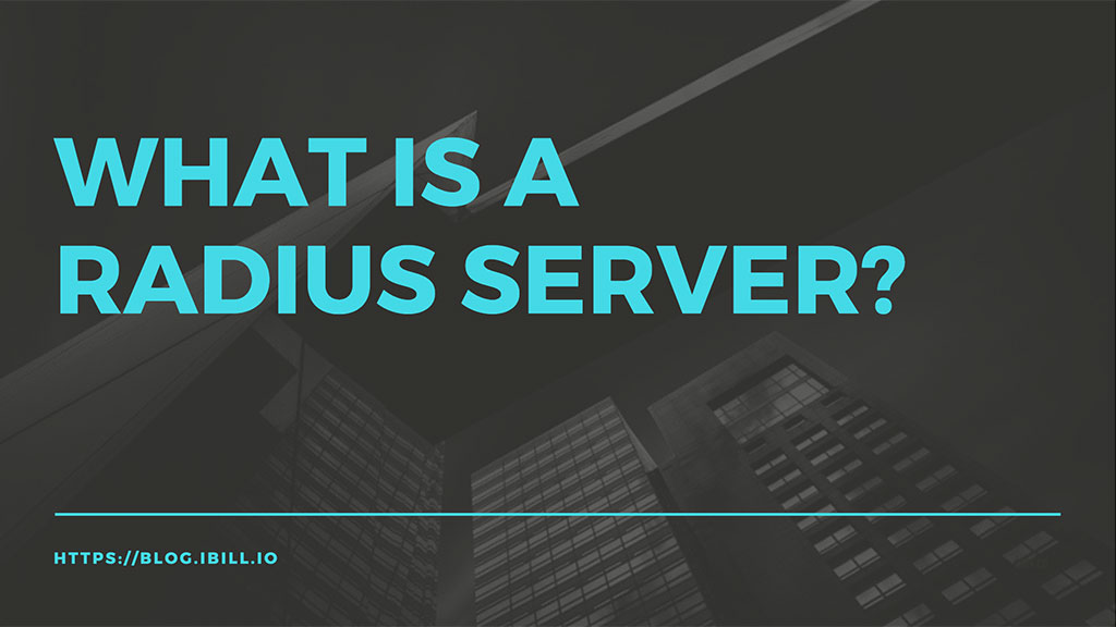 what is a radius server